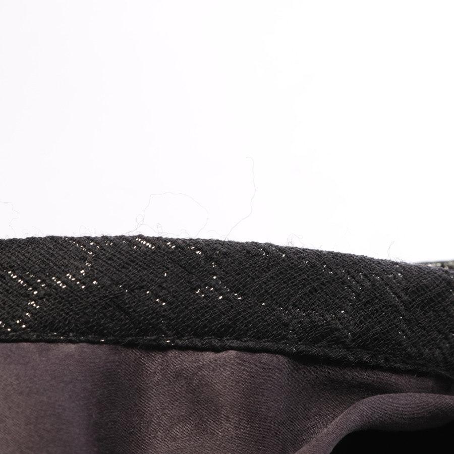 Blazer von Isabel Marant in Silber und Schwarz Gr. 34 FR 36