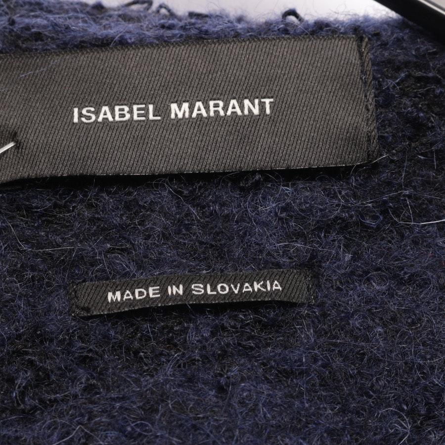 Übergangsjacke von Isabel Marant in Dunkelblau Gr. 34 FR 36