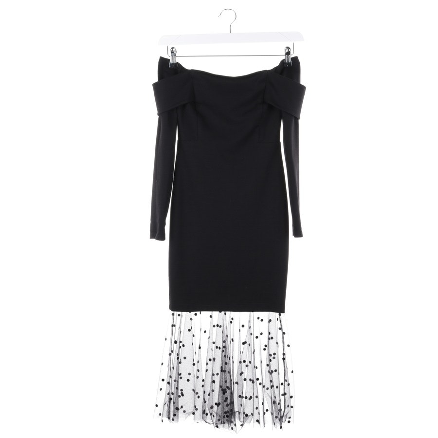 dress from Michelle Mason in black size S // P