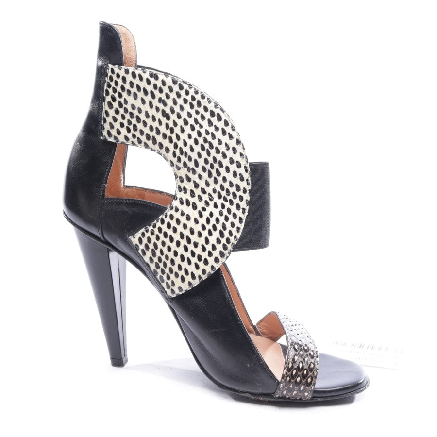 heeled sandals from Roland Mouret in black size D 36
