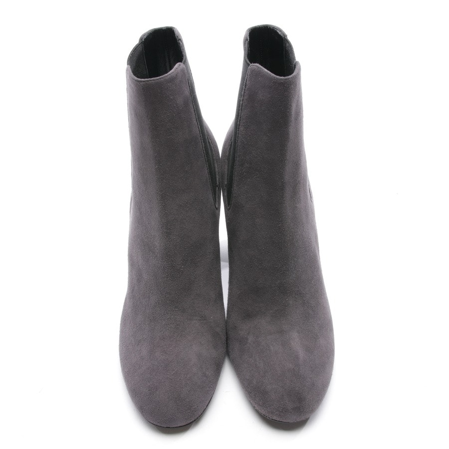 ankle boots from Saint Laurent in grey size D 38