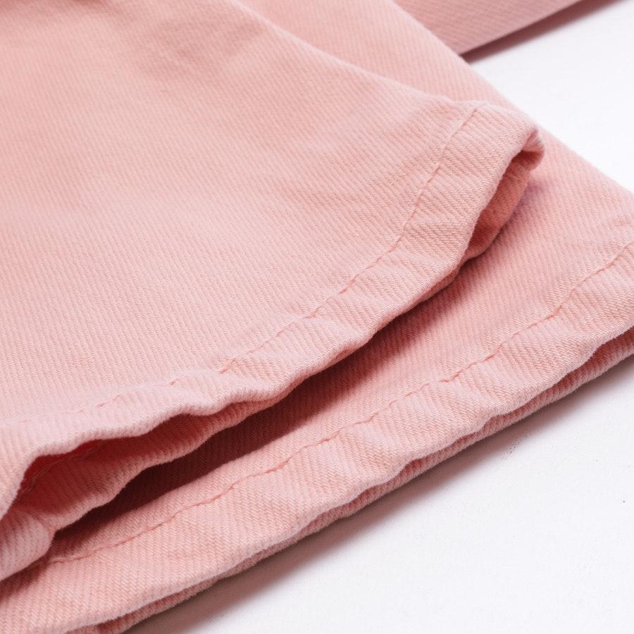 Jeans von Re/Done in Lachsrosa Gr. W28 - Neu -High Rise Stretch