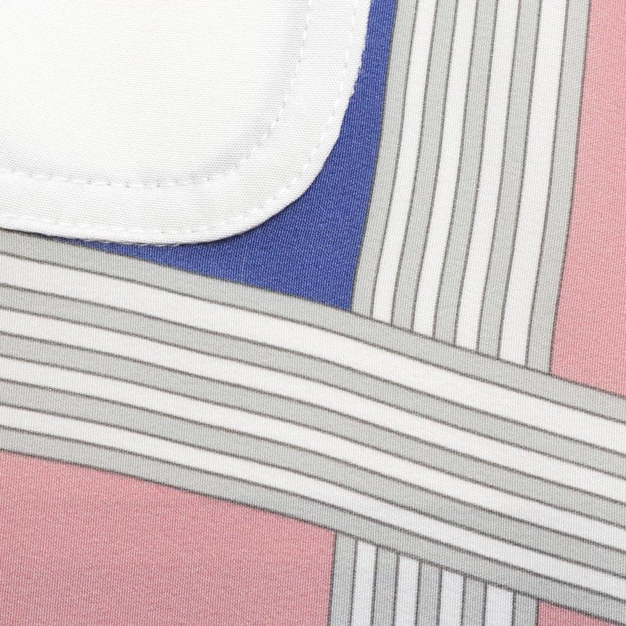 Seidenblusenkleid von Vanessa Bruno in Creme und Multicolor Gr. 32 FR 34 - Neu