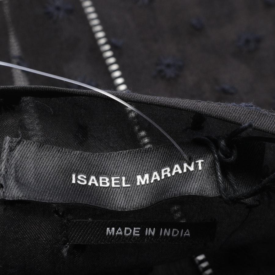 Seidenkleid von Isabel Marant in Schwarz Gr. 36 FR 38 - Viona Neu