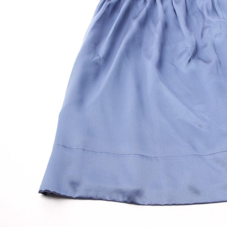 Kleid von See by Chloé in Taubenblau Gr. DE 36 IT 42