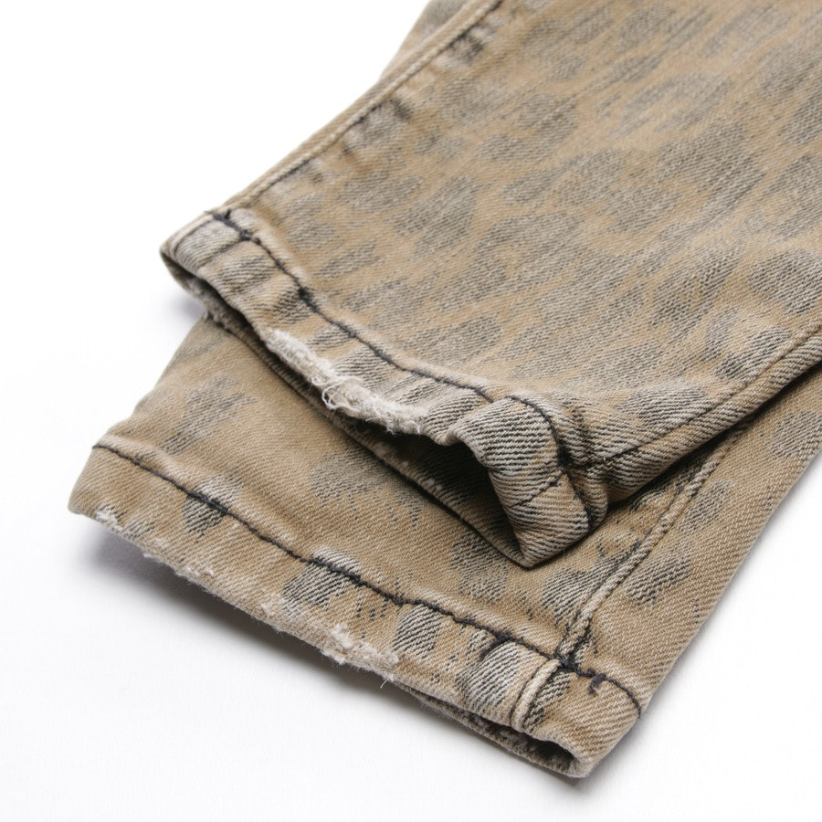 jeans from Current/Elliott in beige and grey size W26 - the high waist stiletto