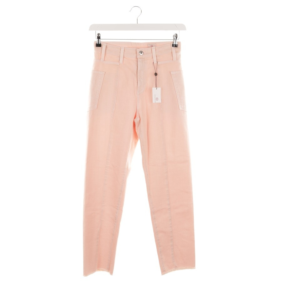 jeans from AG Jeans in apricot size W27 - new - the phoebe redeveloped vintage high-waisted tapered leg