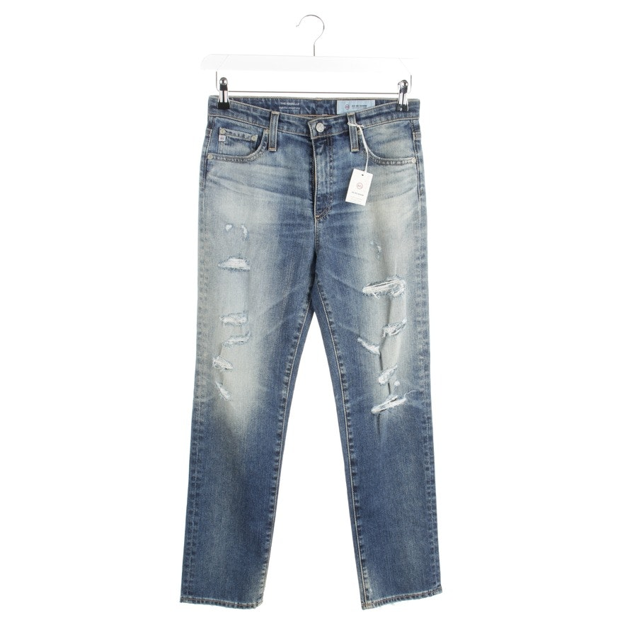 Jeans von AG Jeans in Blau Gr. W27 - NEU - The Isabelle High-Rise Straight Crop