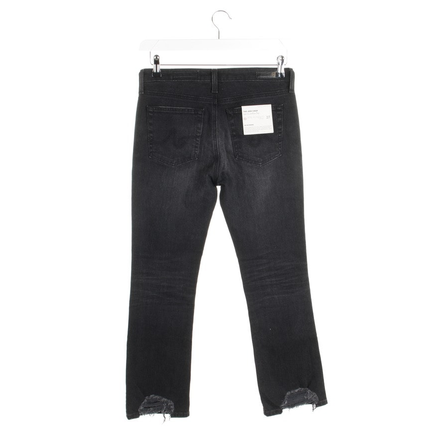 jeans from AG Jeans in grey size W27 - new - the jodi crop high-rise slim flare crop