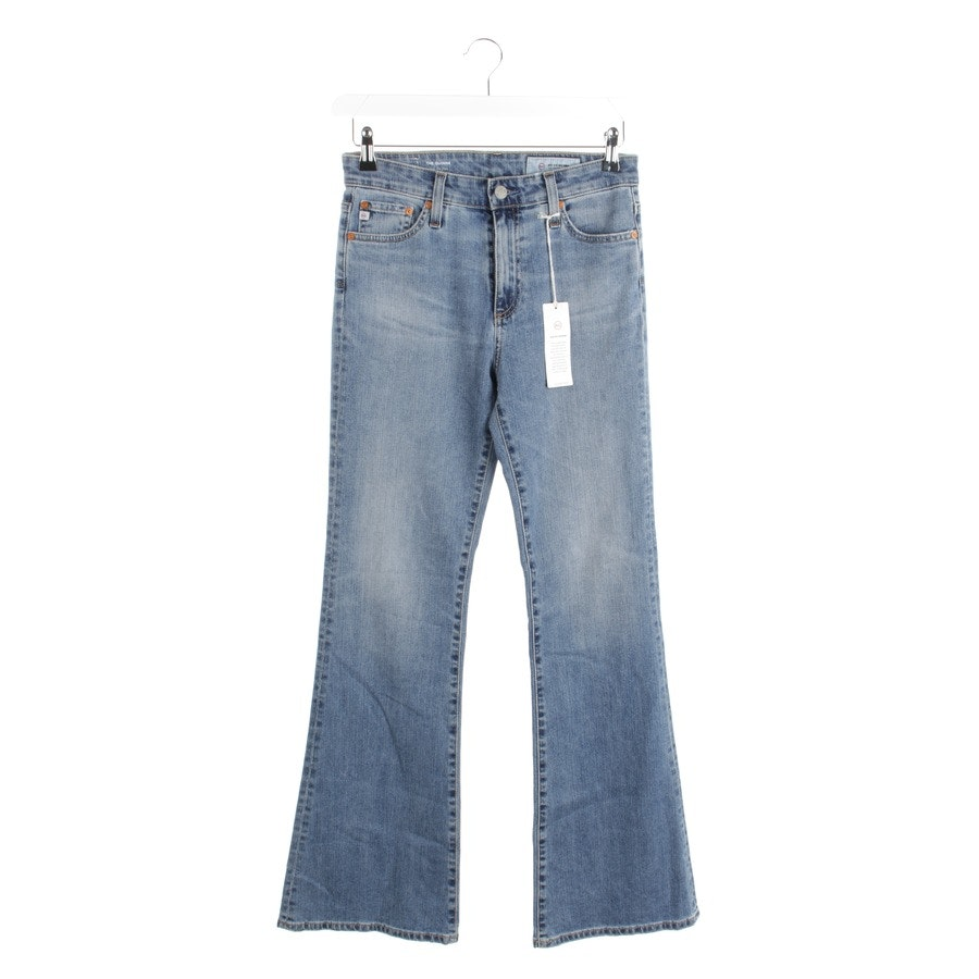 jeans from AG Jeans in blue size W27 - new - the quinne high-rise flare