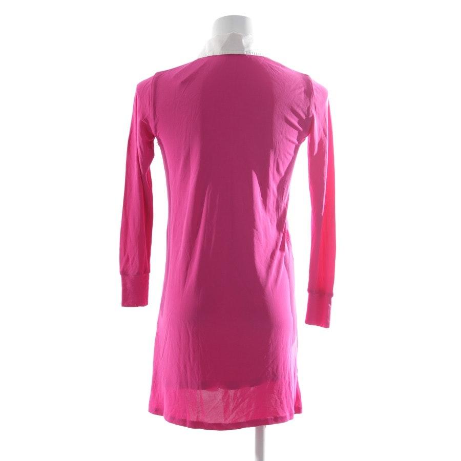 Kleid von Polo Ralph Lauren in Pink und Weiß Gr. S