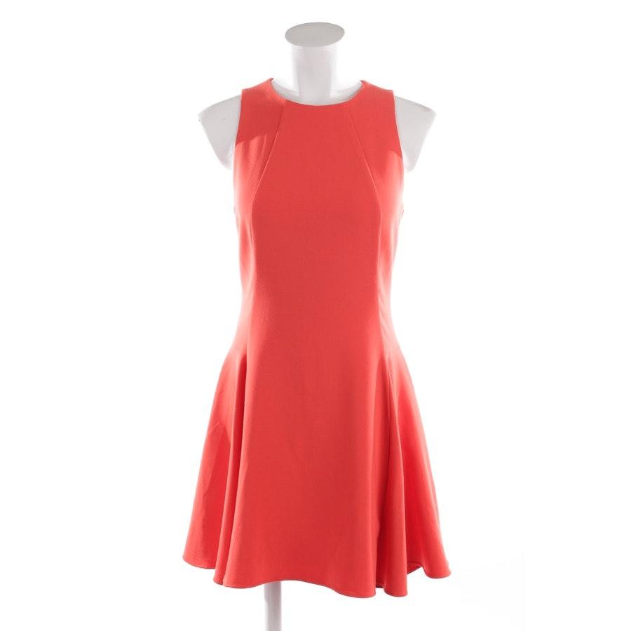 Kleid von Halston Heritage in Orange Gr. 34 US 4