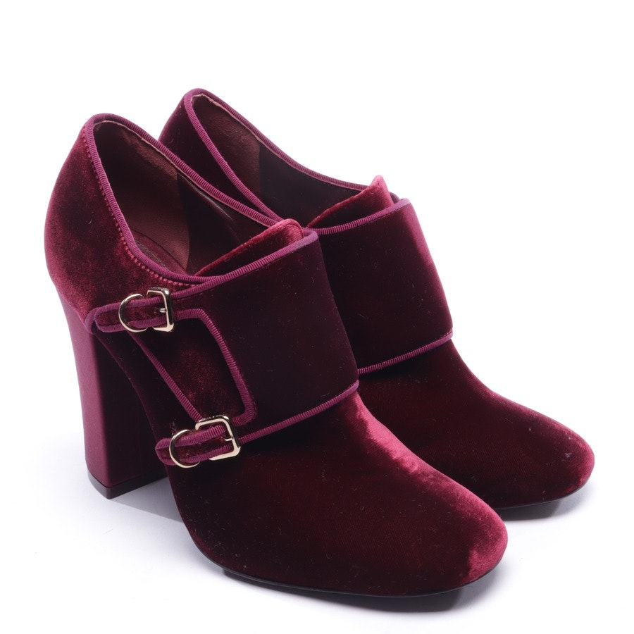 pumps from Tory Burch in bordeaux size D 39 US 8,5 - new
