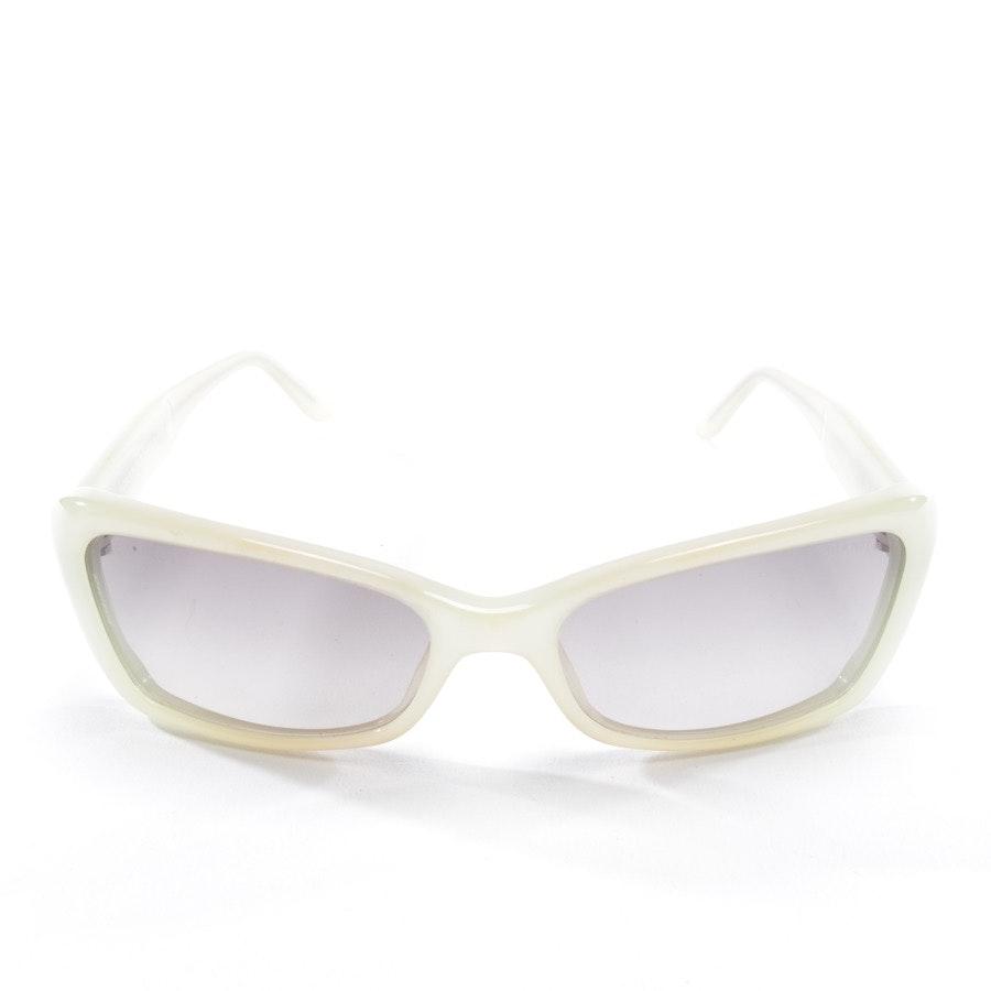 Sonnenbrille von Chanel in Hellgrau und Braun - 5071-B