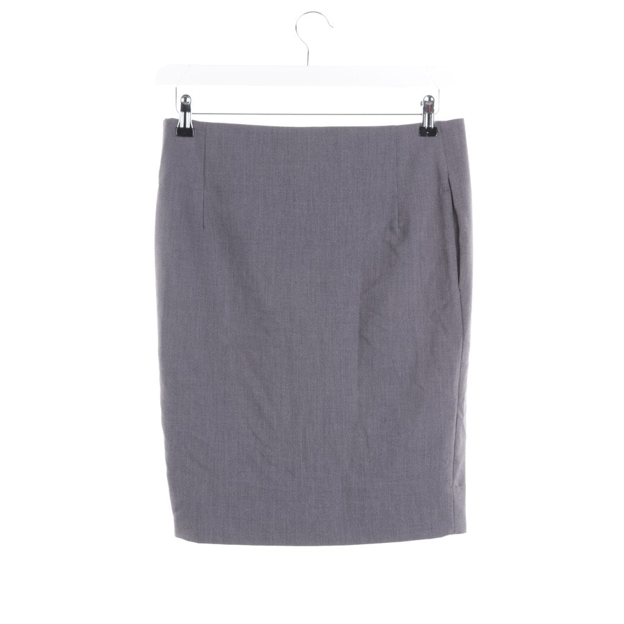 skirt from Vivienne Westwood Anglomania in grey mottled size 36 IT 42