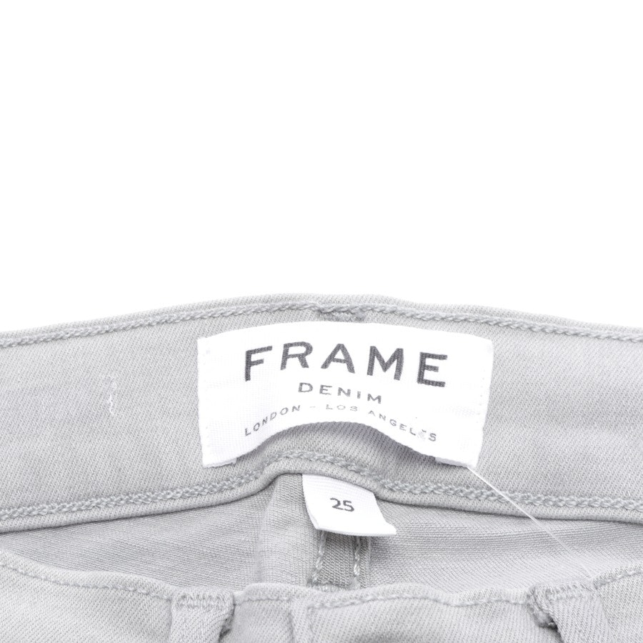 jeans from Frame in grey size W25 - le high skinny