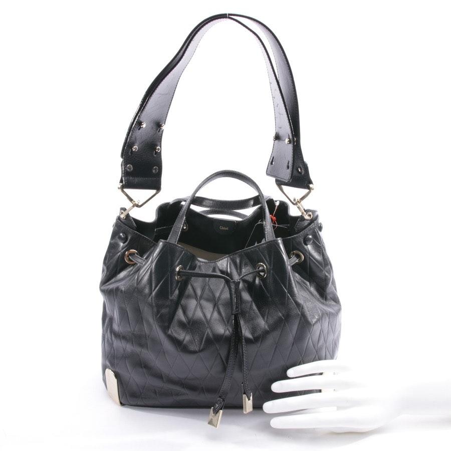Handtasche von Chloé in Schwarz
