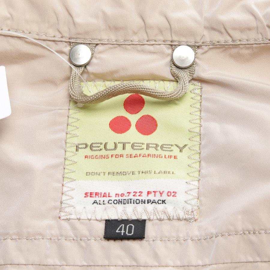 Übergangsjacke von Peuterey in Beige Gr. 34 IT 40