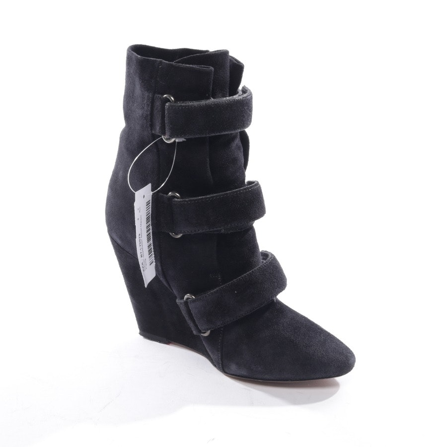 ankle boots from Isabel Marant in black size EUR 36 - pierce