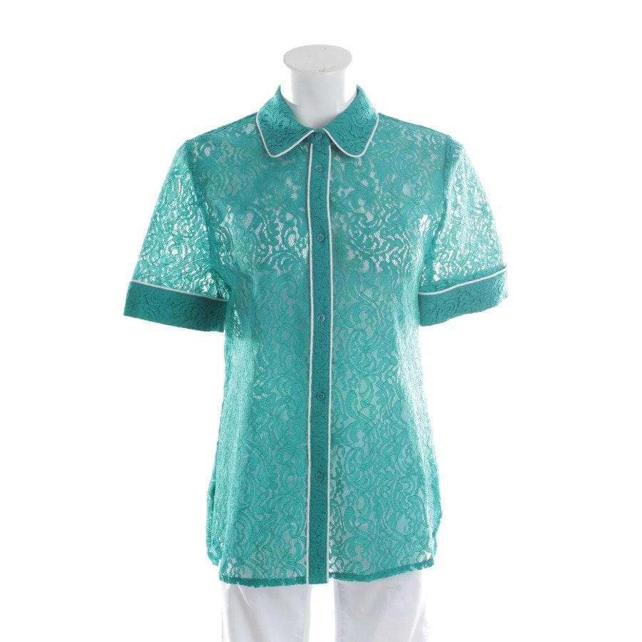 blouses & tunics from Essentiel Antwerp in green and white size 34 FR 36 - new