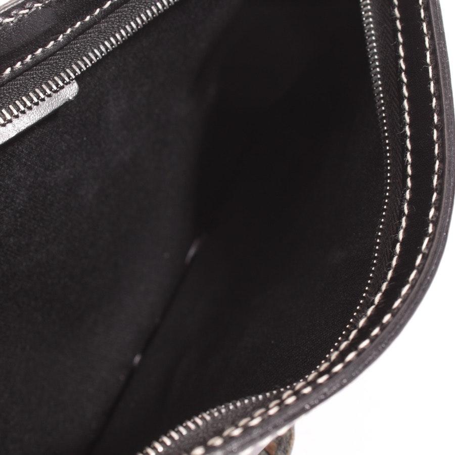 Abendtasche von Céline in Schwarz