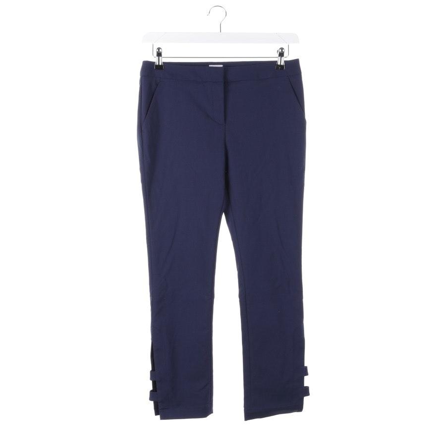 trousers from Lala Berlin in dark blue size S