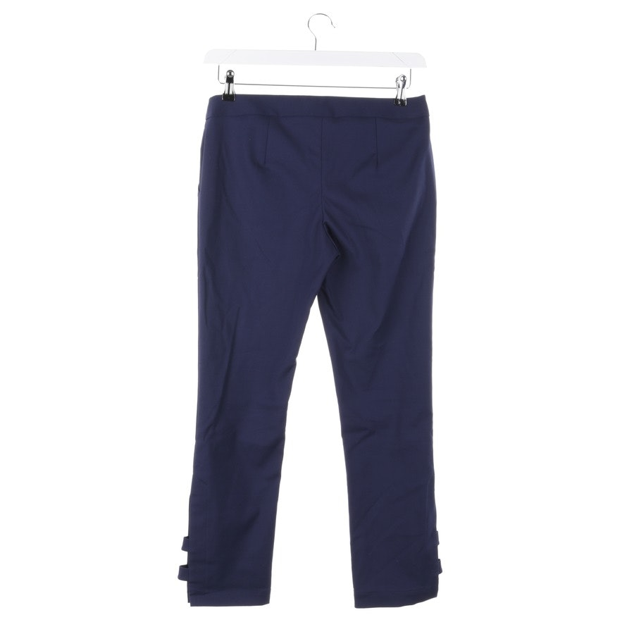 trousers from Lala Berlin in dark blue size S
