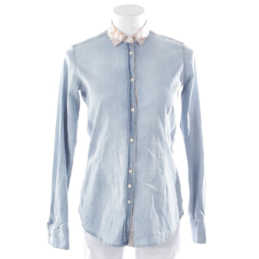 blouses & tunics from Aglini in blue size S