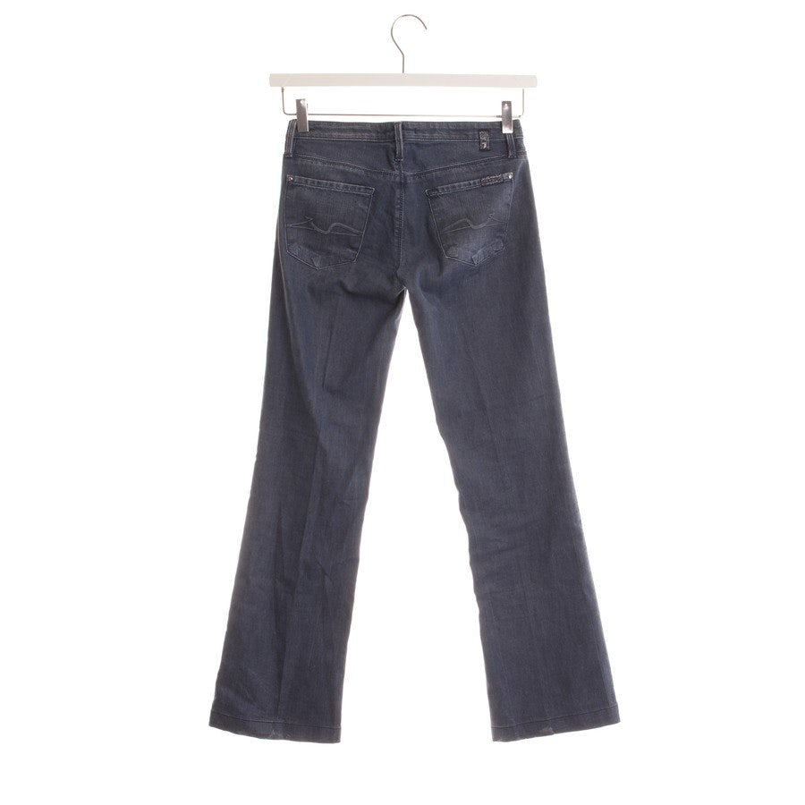 jeans from 7 for all mankind in blue size W25