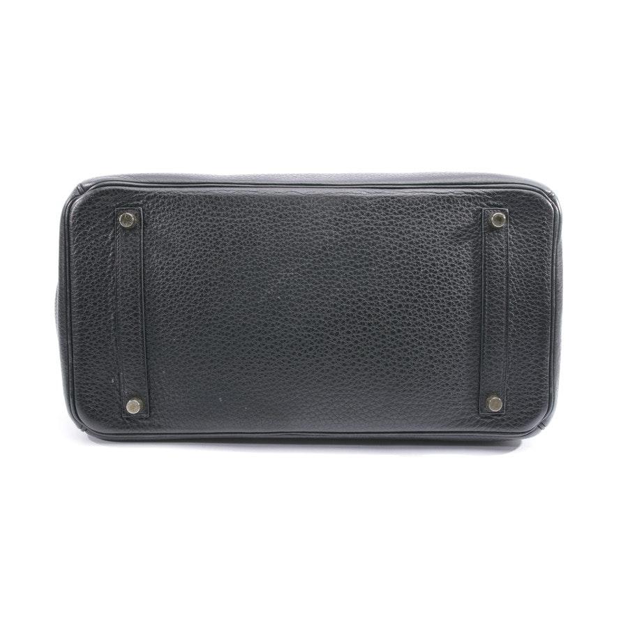 Handtasche von Hermès in Schwarz - Birkin Bag 35