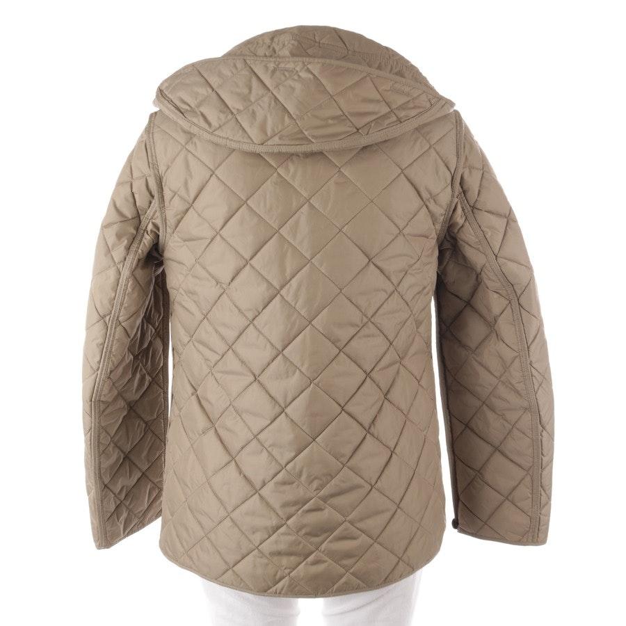 between-seasons jackets from Burberry Brit in beige-grey size 34 UK 8