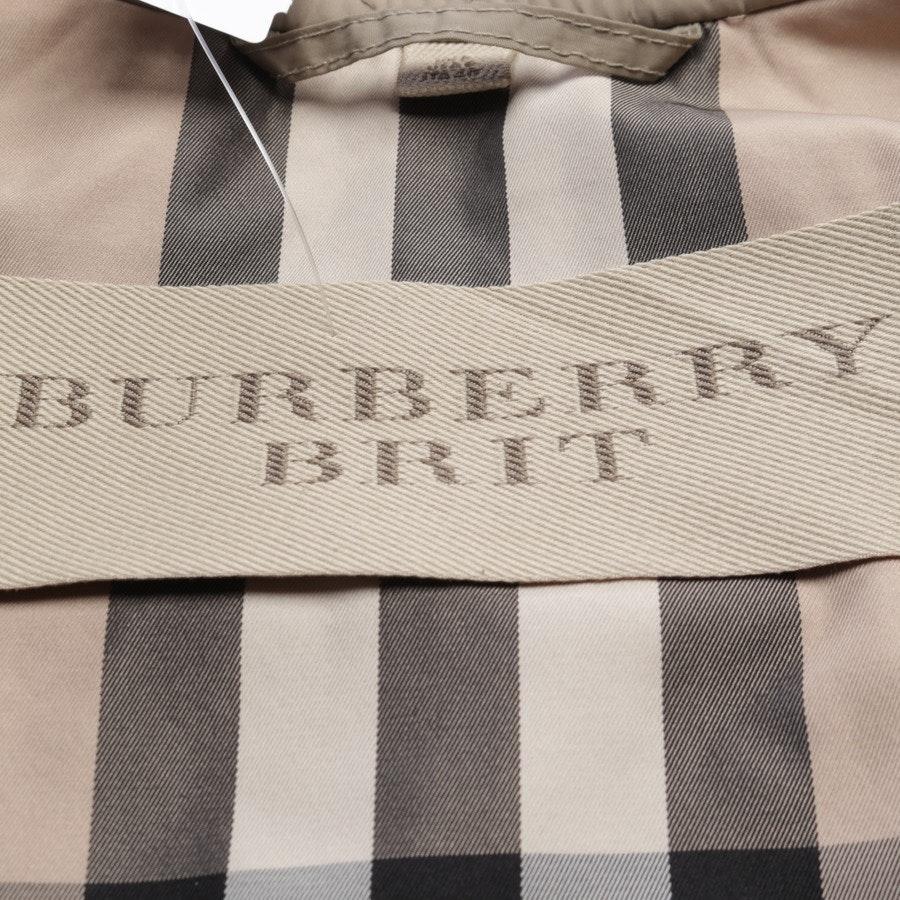 Innenjacke von Burberry Brit in Beigegrau Gr. 34 UK 8
