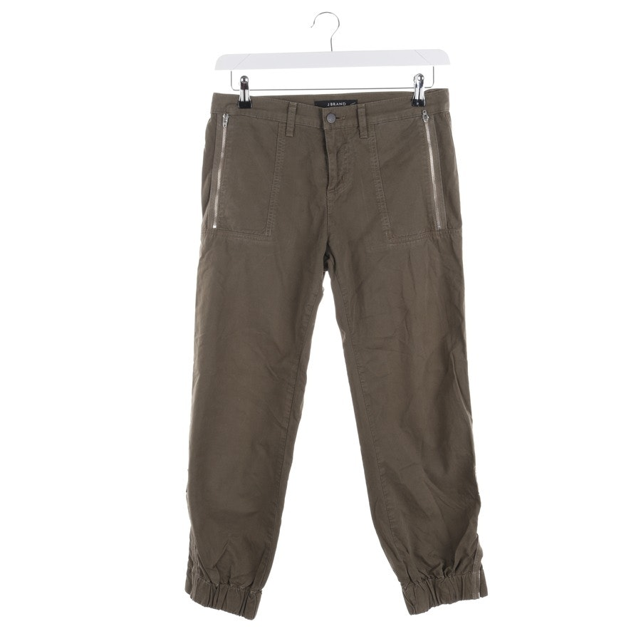 trousers from J Brand in green size W26