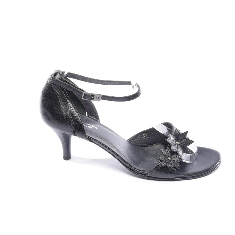 Sandaletten von Pierre Cardin in Schwarz Gr. D 41 - Neu