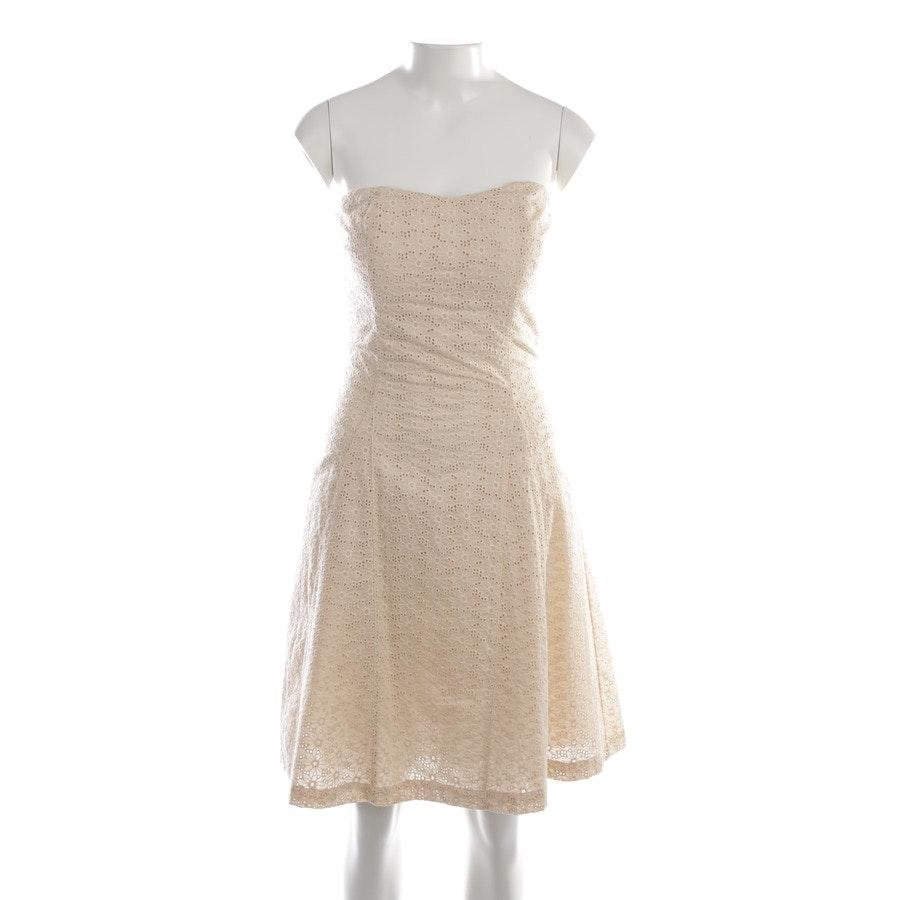 Kleid von Paul & Joe sister in Creme Gr. 36 FR 38