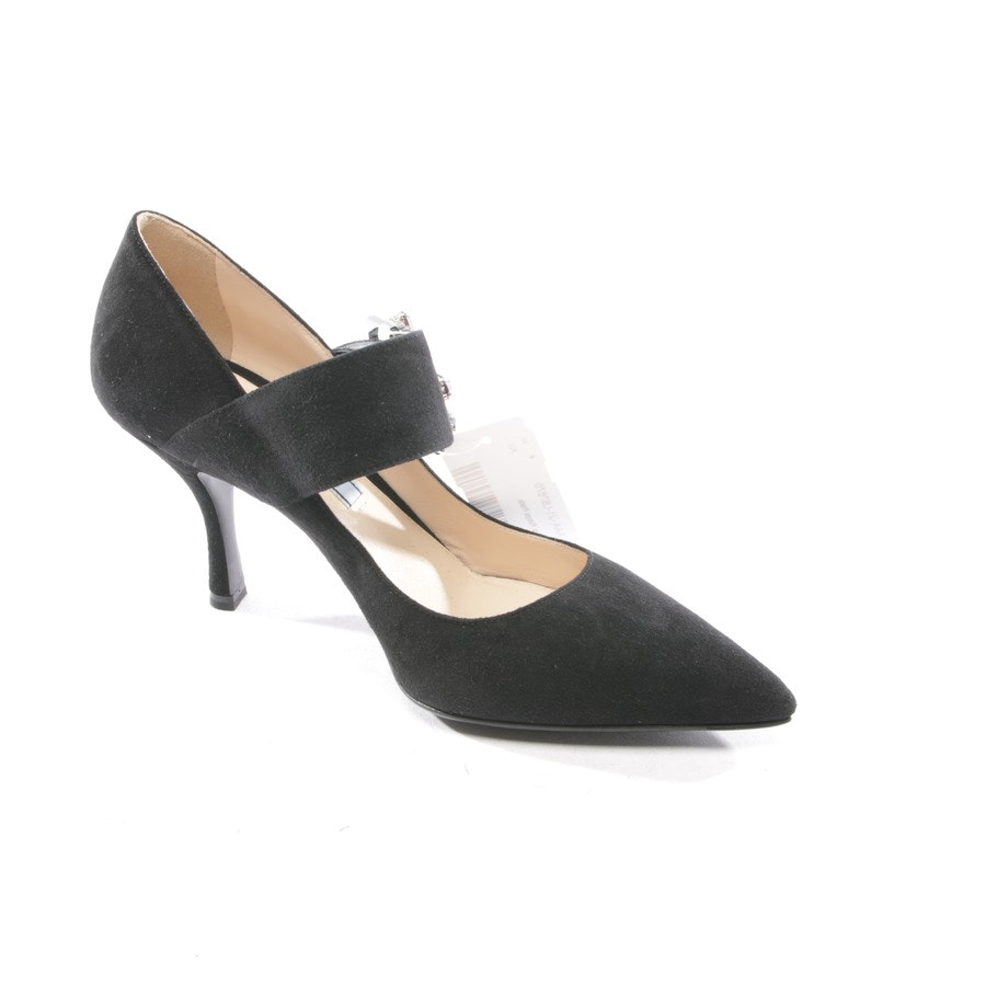 pumps from Prada in black size D 36 - new