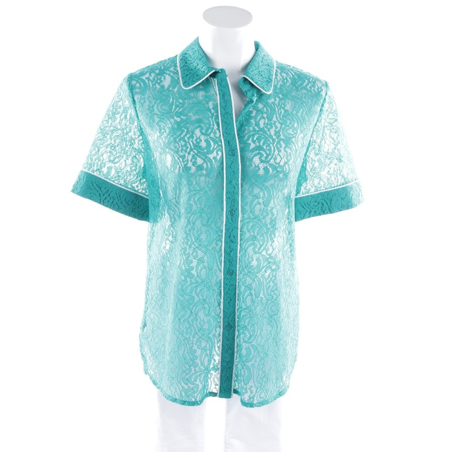 blouses & tunics from Essentiel Antwerp in turquoise size 36 FR 38