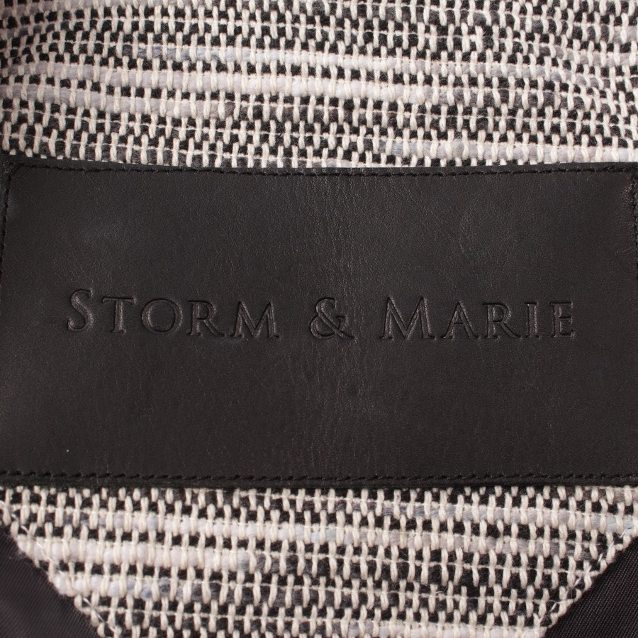 jacket from Storm & Marie in black and white size DE 38