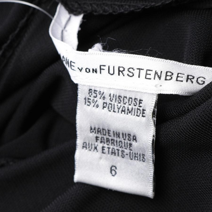 Kleid von Diane von Furstenberg in Schwarz Gr. 36 US 6