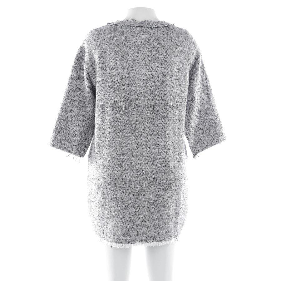 Kleid von Iro in Schwarz und Weiß Gr. 40 FR 42 - Birnie