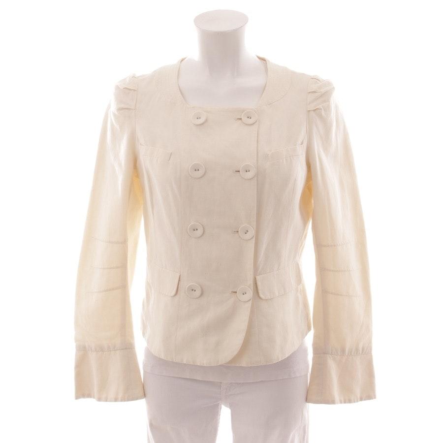 blazer from Hoss Intropia in cream white size DE 40