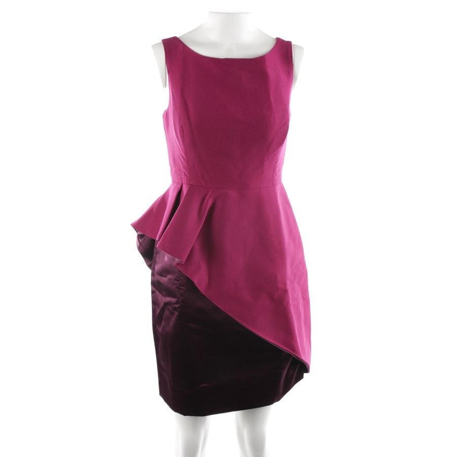 Kleid von Halston Heritage in Violett und Lila Gr. DE 34 US 4