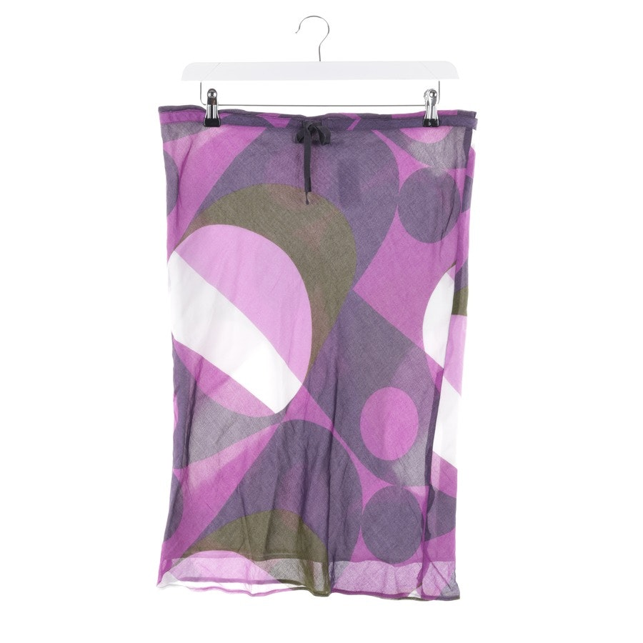 skirt from Hugo Boss Black Label in purple and green size 36