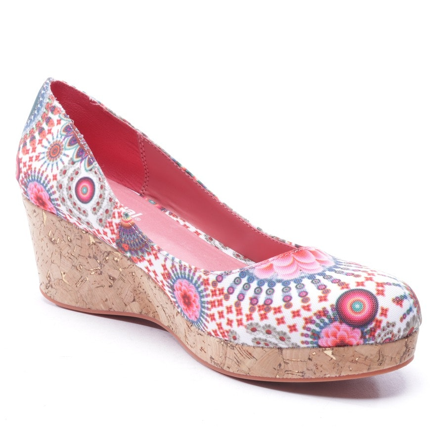 pumps from Desigual in multicolor size D 38