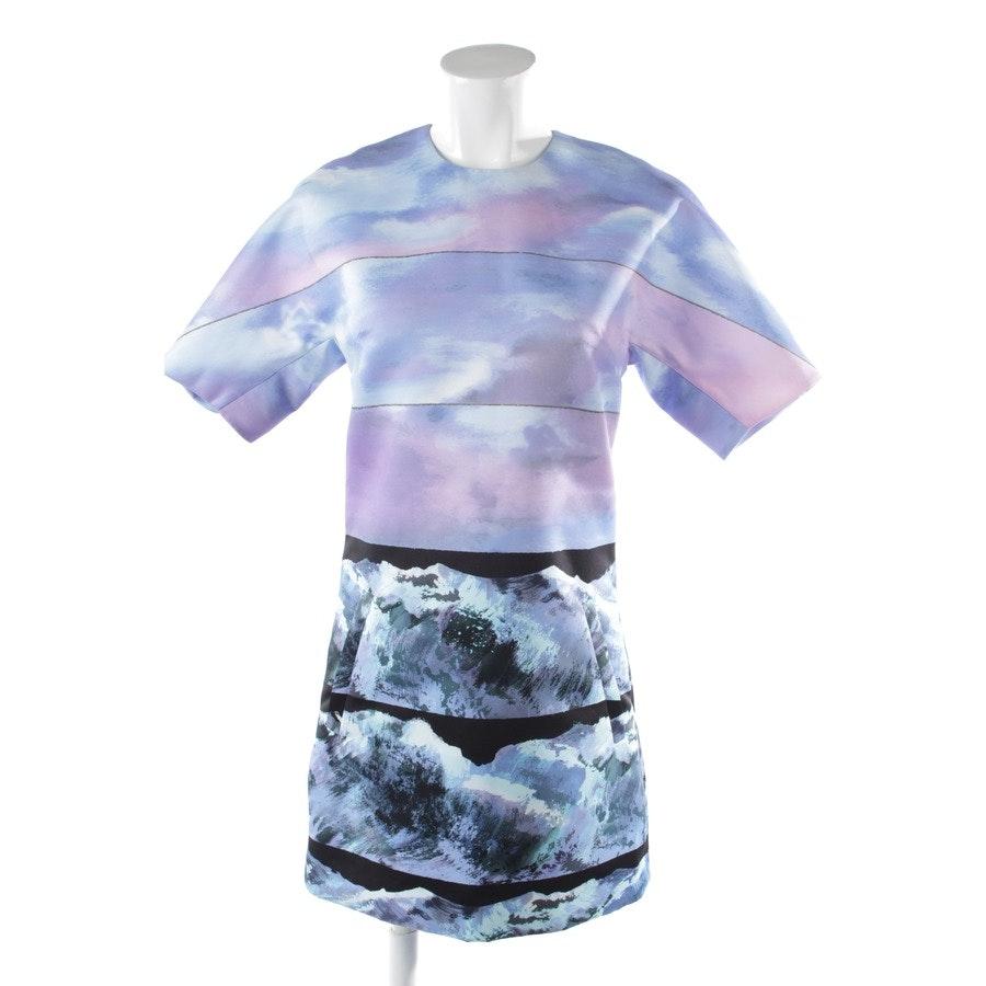 Kleid von Victoria Beckham in Multicolor Gr. 34 UK 8