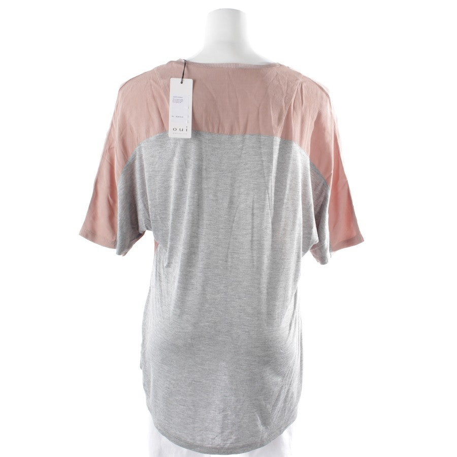 shirts from Oui in old pink size 36