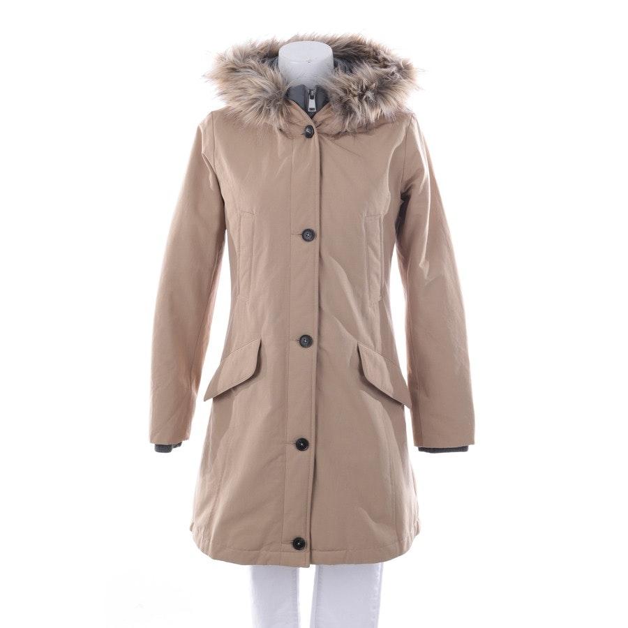 winter coat from Oui in beige size 34 - new