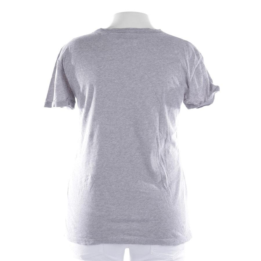 Shirt von Rika in Grau meliert Gr. L