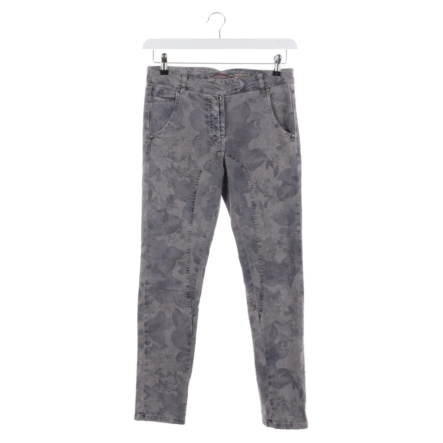 Jeans von Please in Grau Gr. 2XS