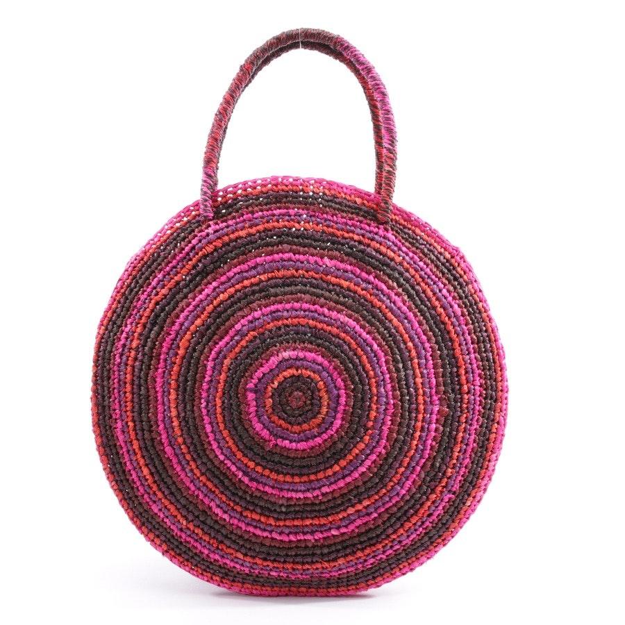 Handtasche von Gabriele Frantzen in Multicolor - Raffia Boho Bag